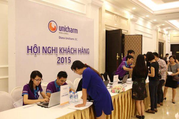 sự kiện hội nghị khách hàng