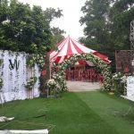 Setup lễ cưới Thế Vinh-Thu Ngân