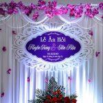 Dịch vụ cho thuê phông cưới đẹp tại Hà Nội
