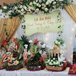 Lễ ăn hỏi trọn gói tại Hà Nội