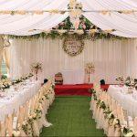 Giá thuê phông bạt đám cưới