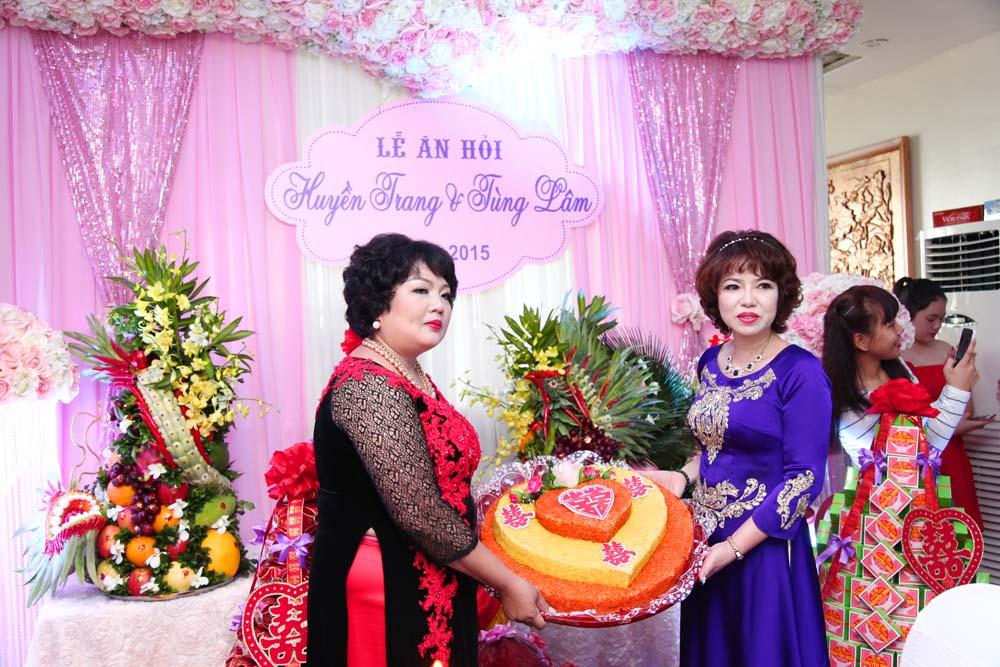 kinh nghiệm tổ chức đám cưới