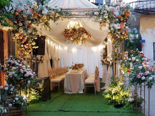 Báo giá trọn gói ngày cưới