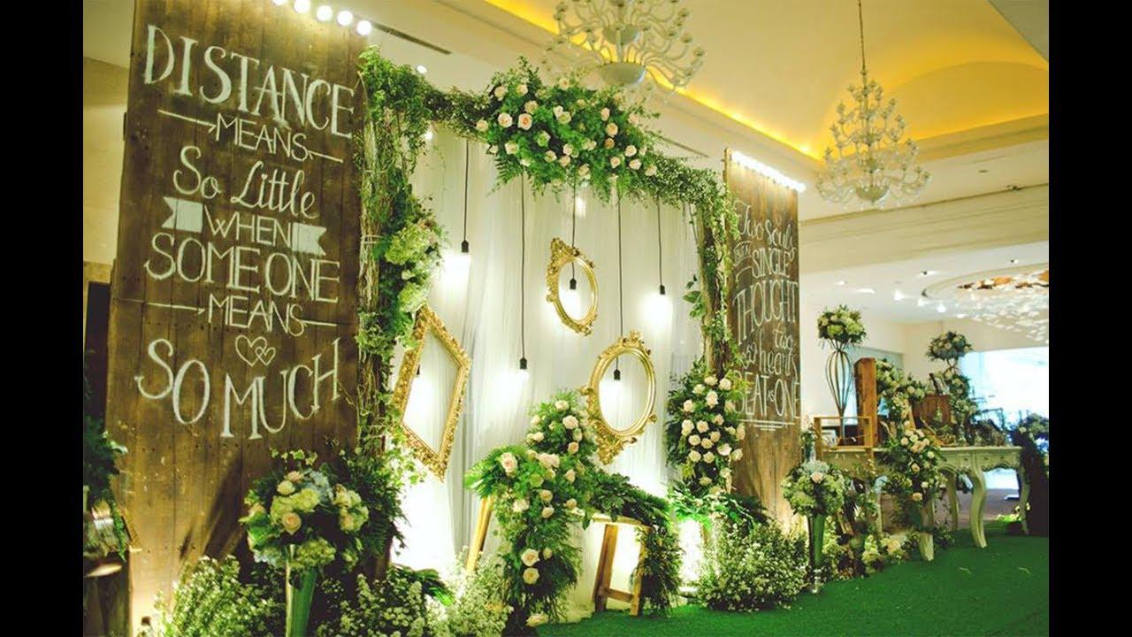 Sân khấu đám cưới đẹp nhất