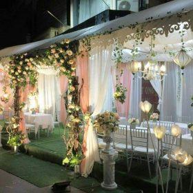 rạp cưới đẹp