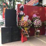 Cho thuê dàn âm thanh chuyên nghiệp Hà Nội