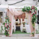 #1 Cổng hoa đám cưới, cổng hoa cưới đẹp