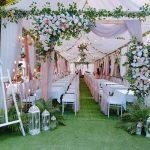 Cổng hoa cưới vừa đẹp vừa choảnh ngất ngây