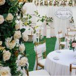 Hoa lụa trang trí đám cưới- những điều cần biết