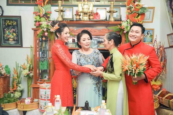 Lễ xin dâu đầy xúc động