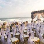 Tổ chức đám cưới ngoài trời hoàn hảo