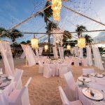 Trang trí tiệc cưới ngoài trời không thể bỏ lỡ