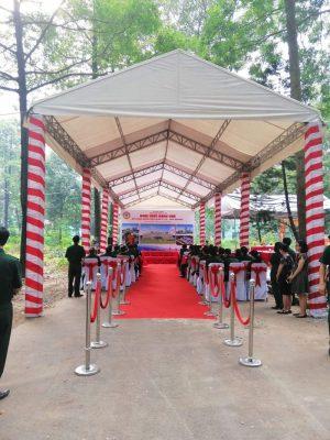Phông bạt sự kiện tại Việt Hà event có gì nổi trội?