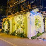Top 9+ mẫu nhà bạt đám cưới đẹp mê ly