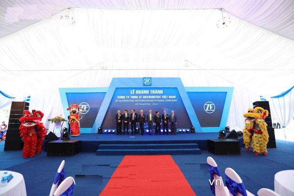 Tổ chức sự kiện trọn gói Việt Hà event