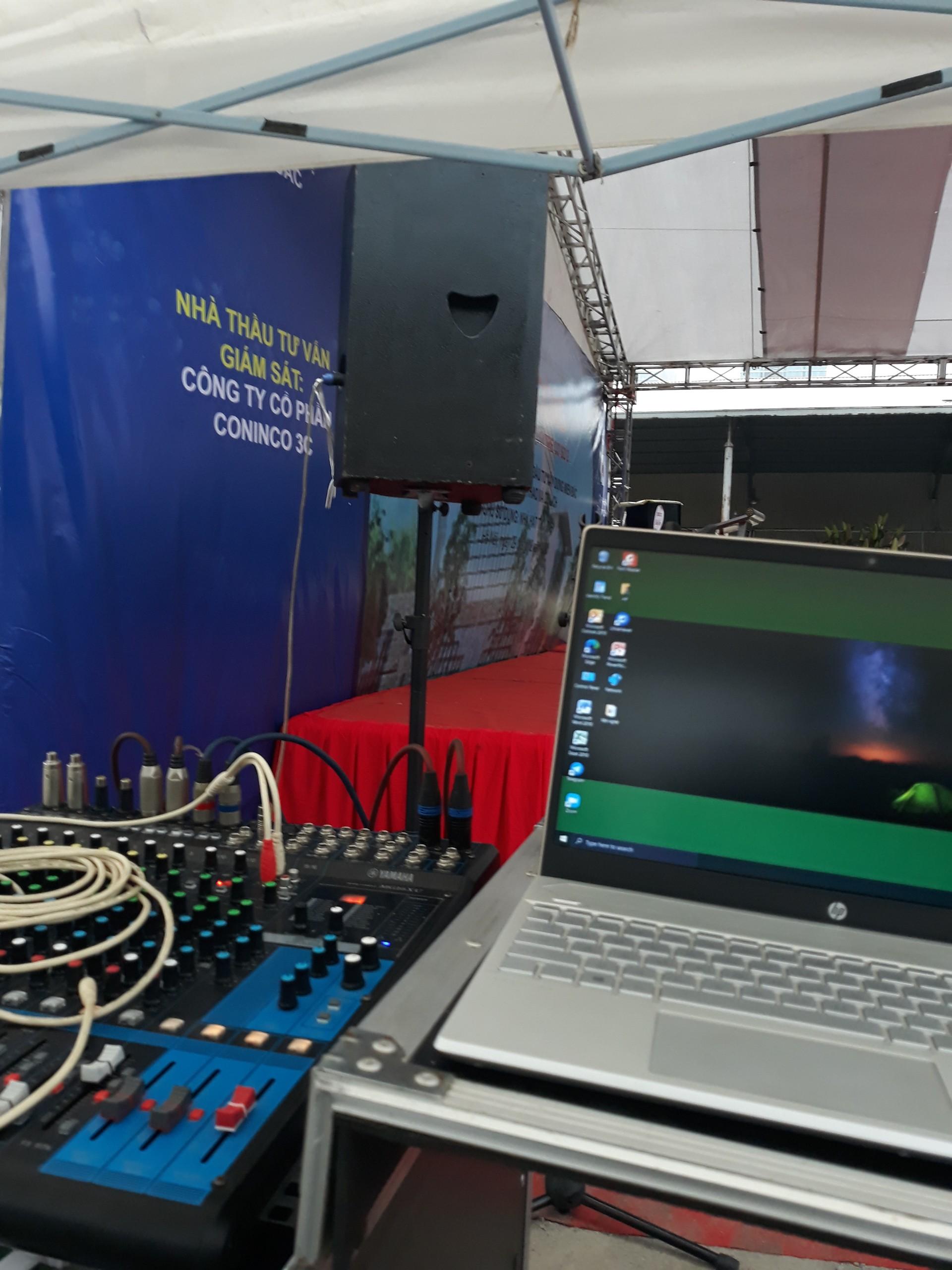 Bảng giá cho thuê âm thanh sự kiện mới nhất tại Hà Nội