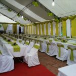 Cho thuê nhà bạt không gian sự kiện-đám cưới