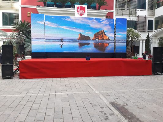 Thuê âm thanh ánh sáng Hà Nội giá rẻ tại Việt Hà event